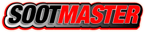 Sootmaster main logo, chimney sweep company