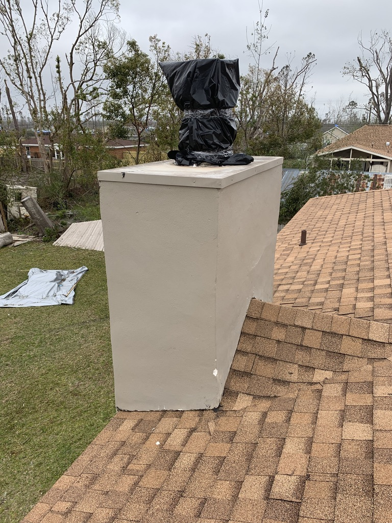 Chimney Repaired by Sootmaster Chimney Sweep Albertville
