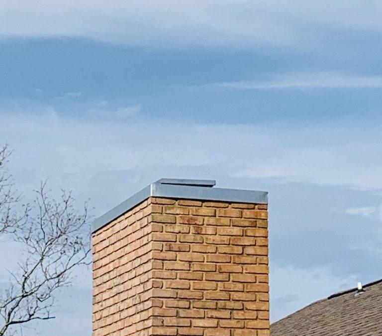 masonry chimney leaks