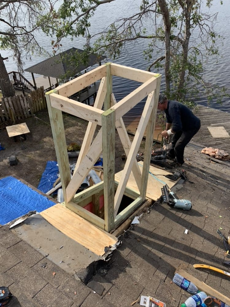 Rebuilding Chase Macon