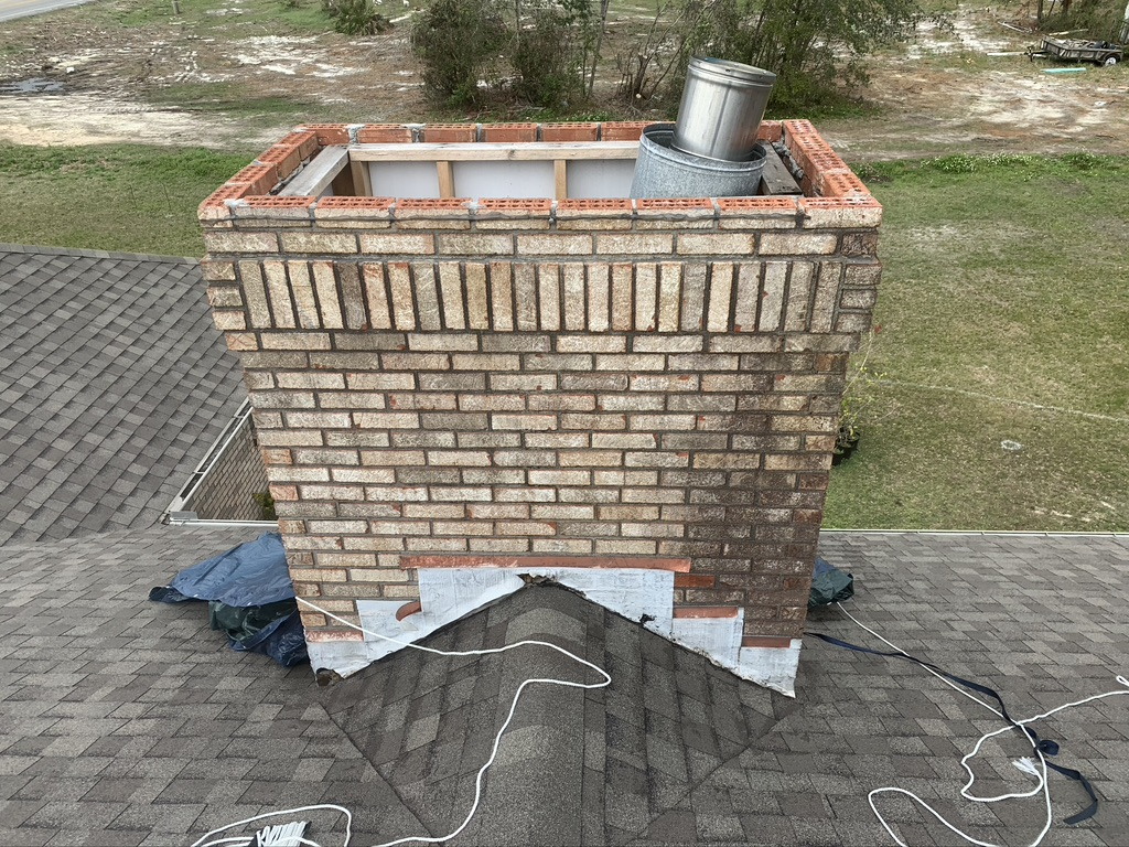 Sootmaster Birmingham Chimney Damage
