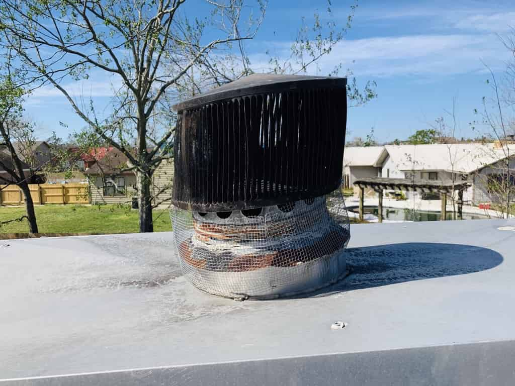 Sootmaster Damaged Cap Biloxi