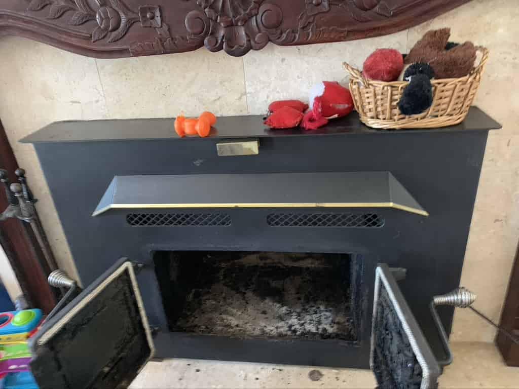 Fireplace sweep in Folkston,GA