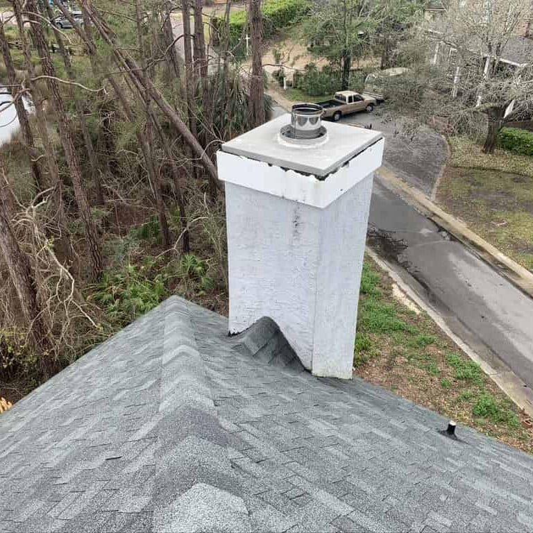 Storm Damage Repairs in Jennings