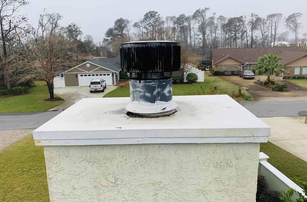 Storm Damage Moss Bluff