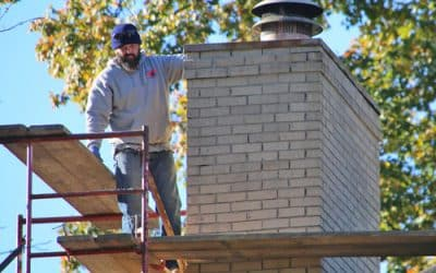 Damages Uncovered in Chimney Inspections