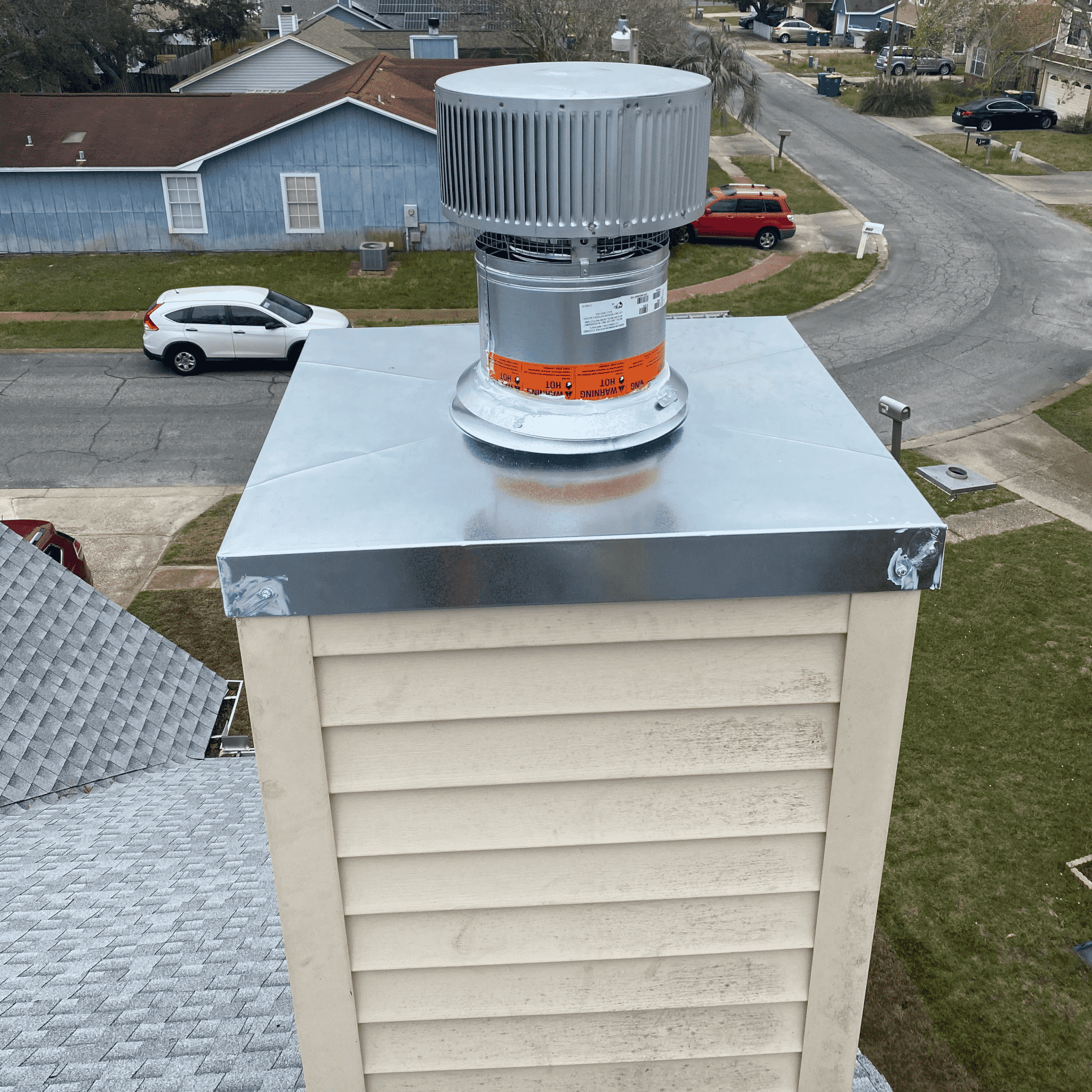 Sootmaster Chimney Services of Gulfport