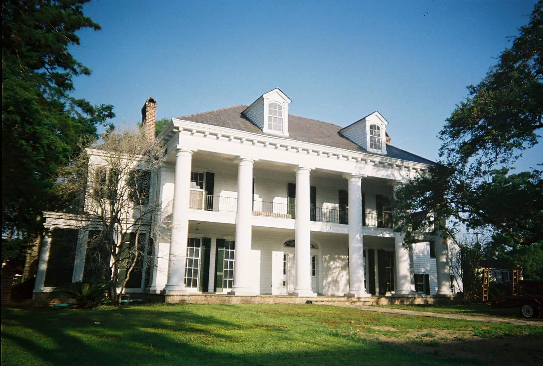 A old house in Metairie, LA