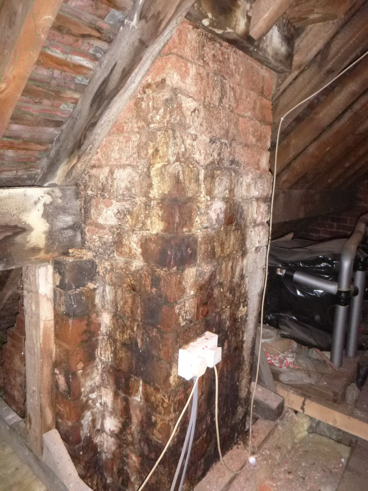 Brick Chimney Jasper Georgia