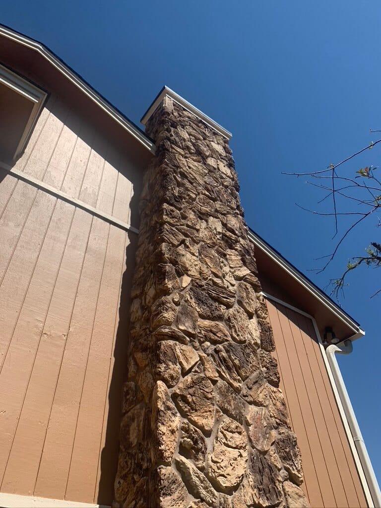 Stone Chimney in Niceville