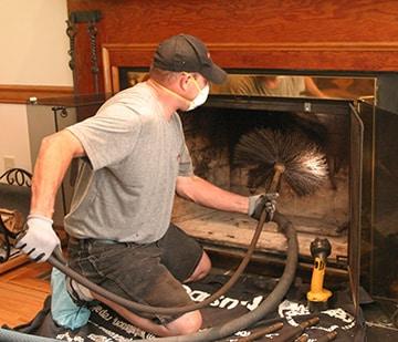 sootmaster chimney sweep